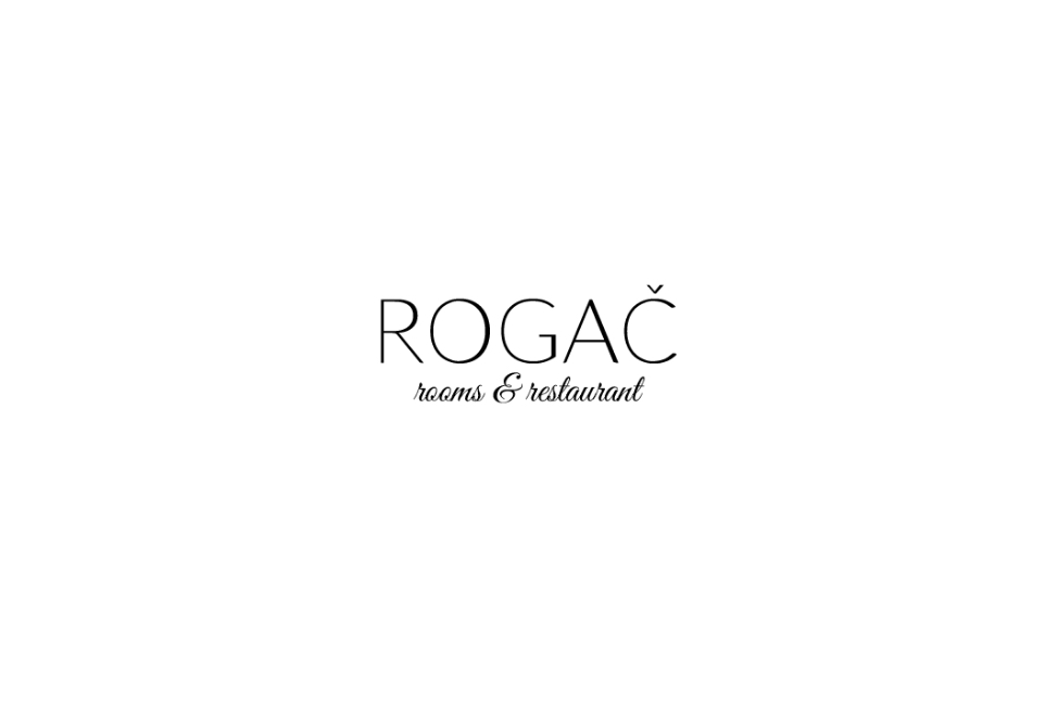 Rogač rooms and restaurant logo